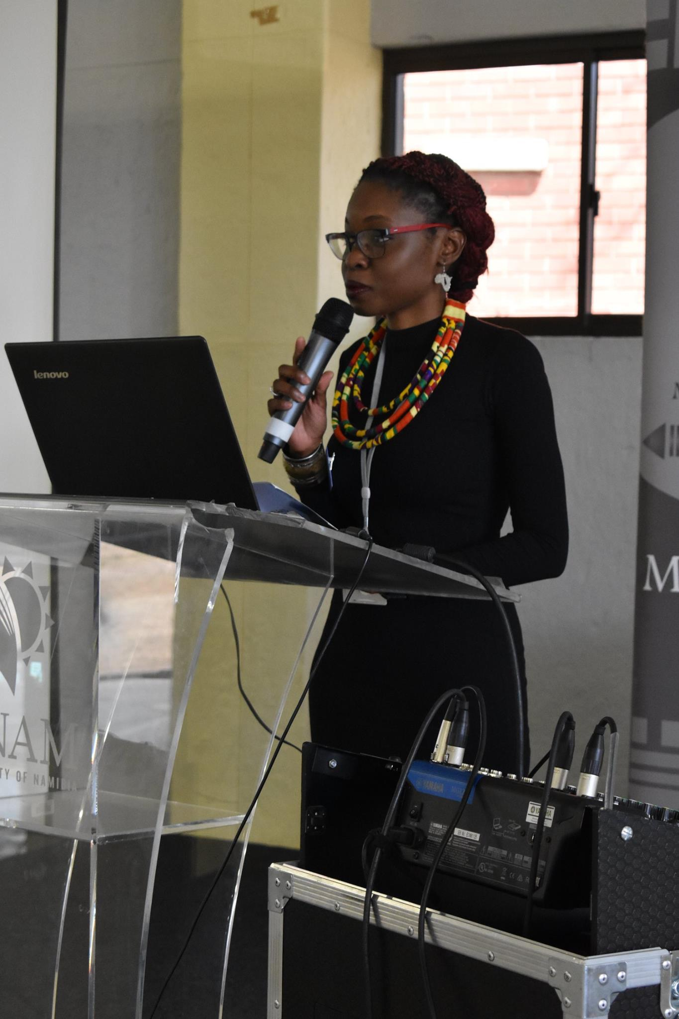 Past, Present and Future of Namibian Heritage Conference, Windhoek August 2018. © Museums Association of Namibia)